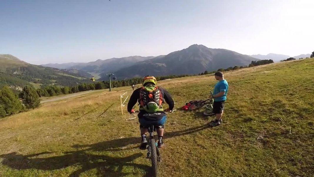 Nauders 3-Länder Enduro Race GoPro