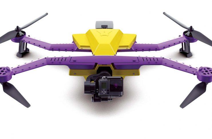 Airdog Drohne