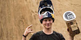 Emil Johansson FMB World Champion