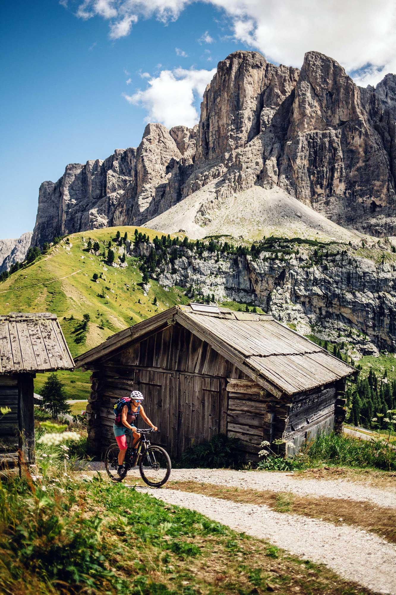 gewinne 3 Tage Bikeurlaub in Alta Badia