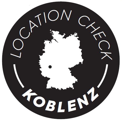 Locationcheck Koblenz