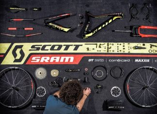 How to Build a Bike with Yanick the Mechanic: Das Scott Spark von Nino Schurter