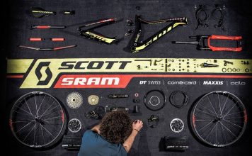 How to Build a Bike with Yanick the Mechanic: Das Scott Spark von Nino Schurter