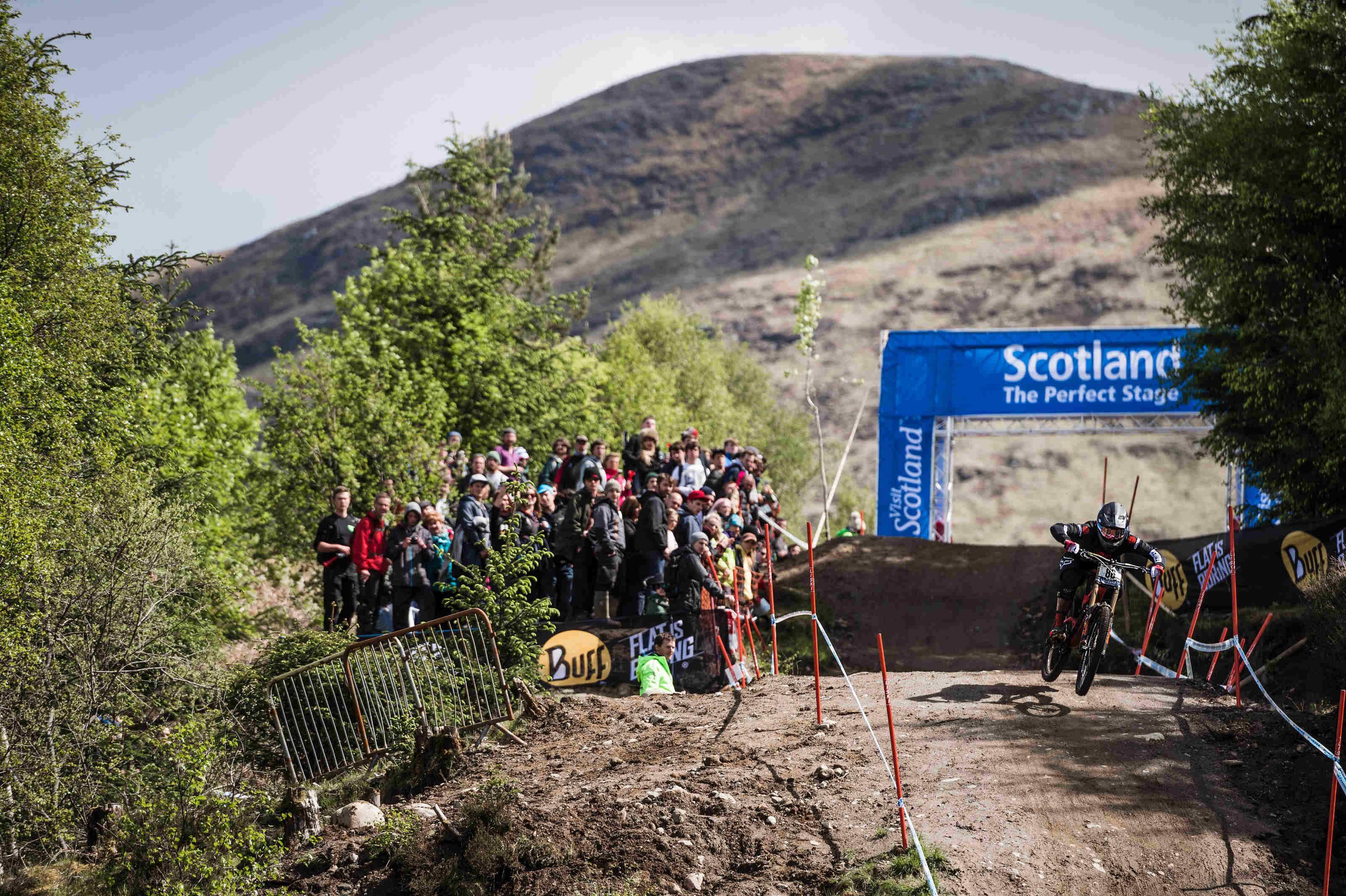 Mountainbiker vs. Rennradfahrer