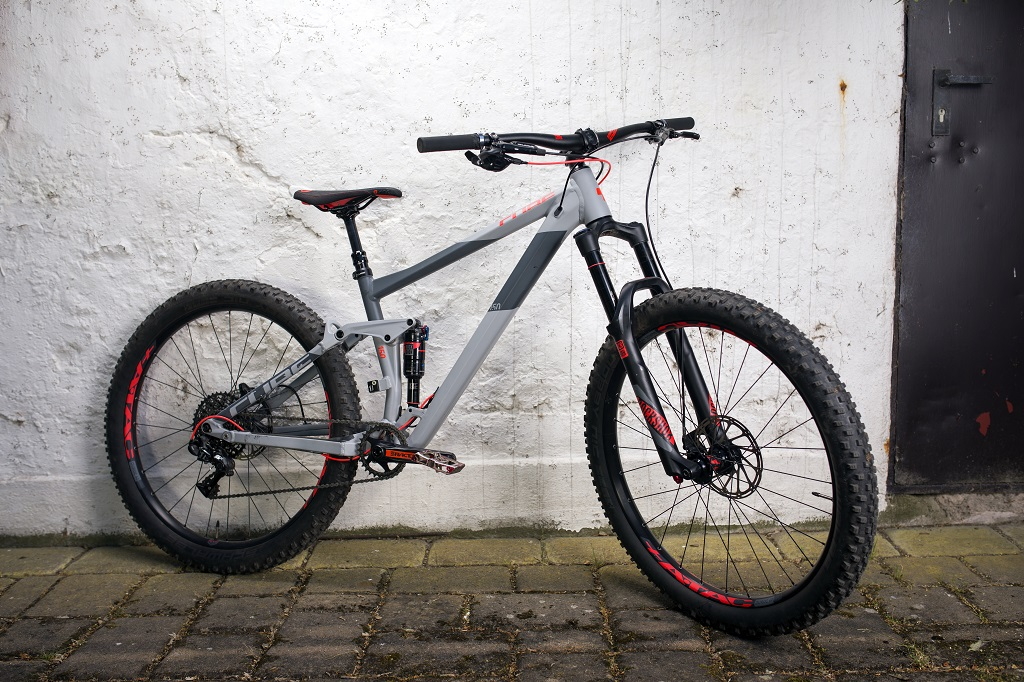 bike check cube stereo 150 hpa race 27 5 plus. Black Bedroom Furniture Sets. Home Design Ideas