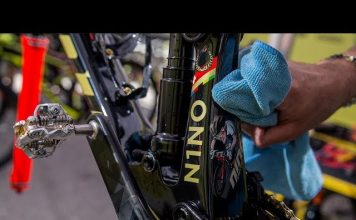 How to Clean a Bike with Yanick