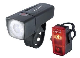 Sigma Aura 25 und Cubic Leuchten