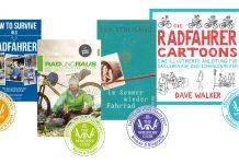 Fahrradbücher 2017