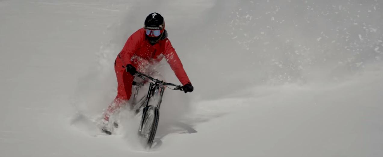 Snow und Heli Ride in B.C.