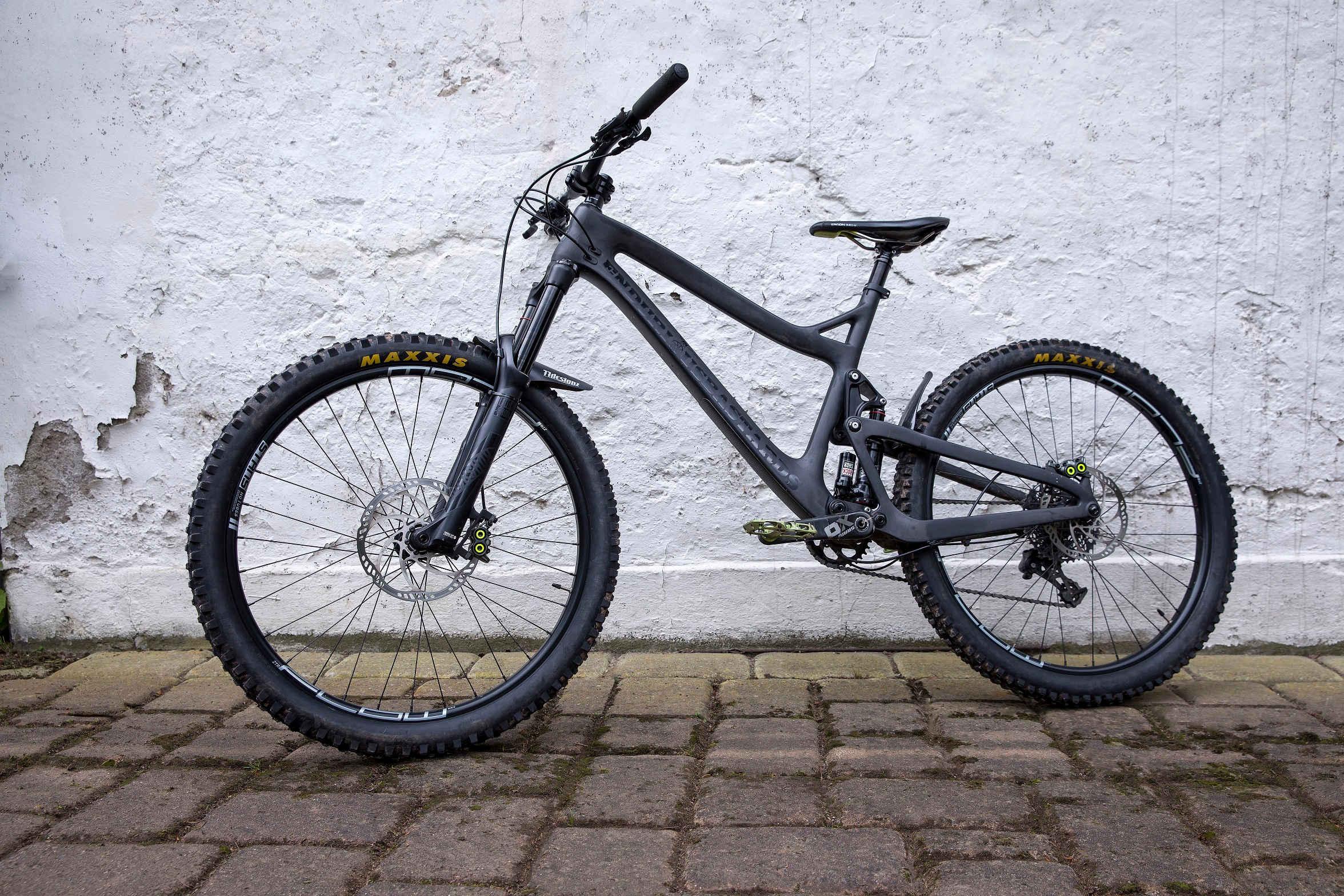Propain Tyee Carbon Free Im Test Prime Mountainbiking