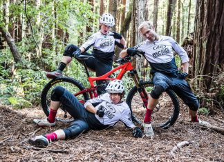 Ibis Cycles Enduro Team