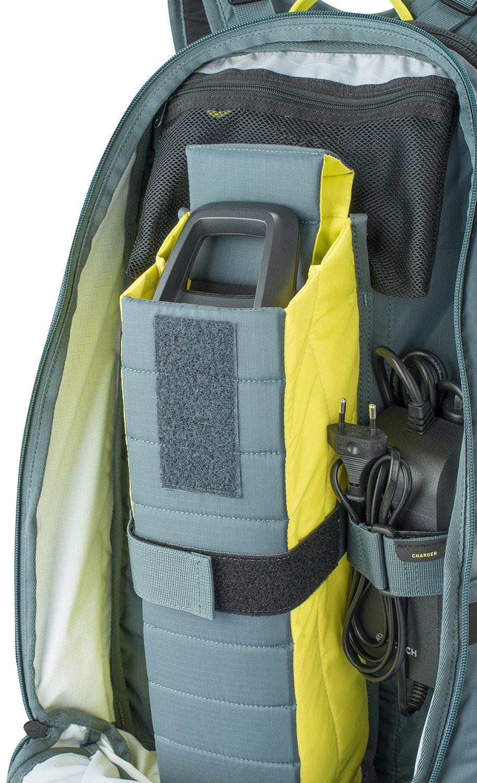 evoc fr trail e ride erster e bike spezifischer protektor rucksack. Black Bedroom Furniture Sets. Home Design Ideas