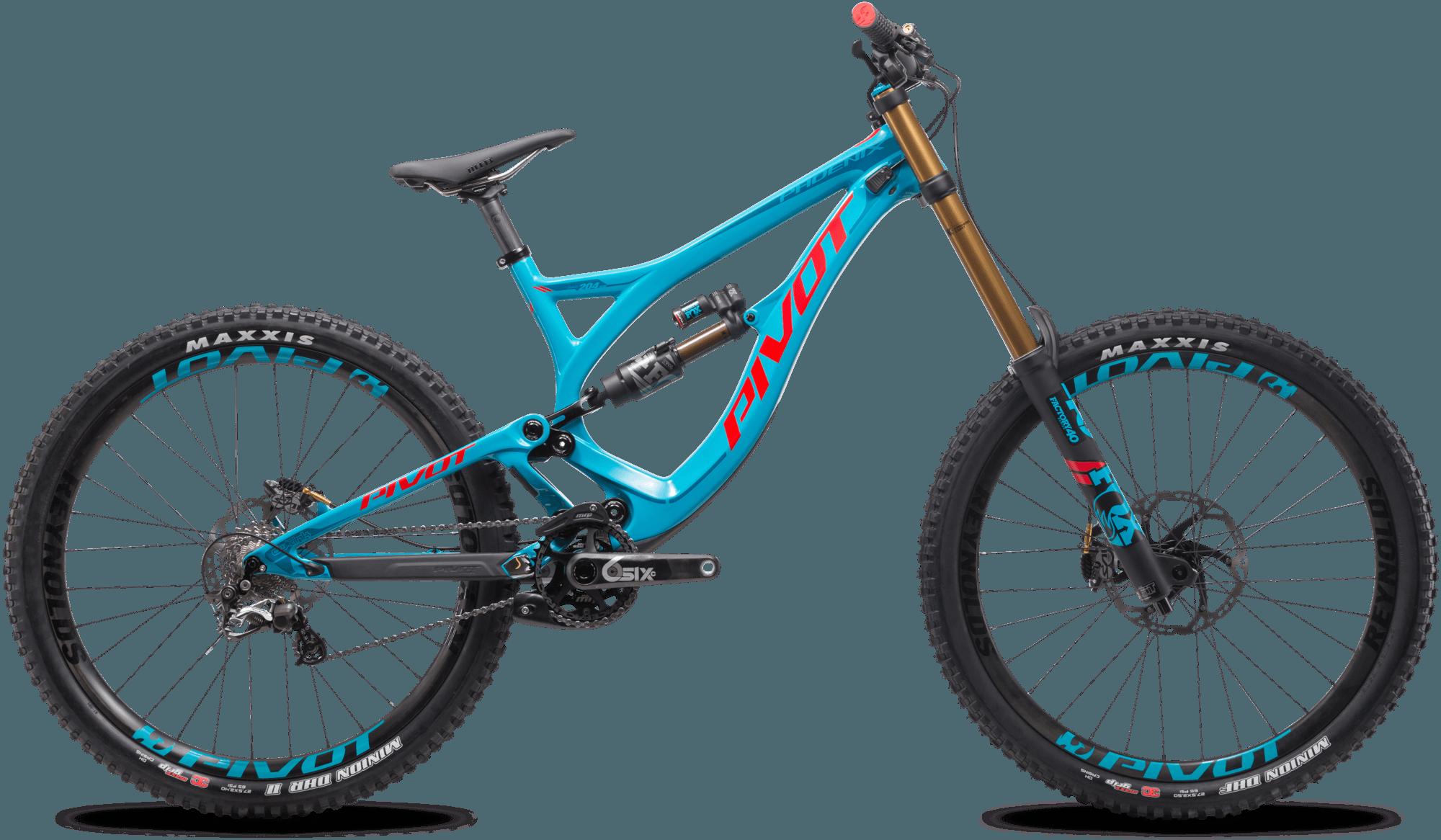 Pivot Phoenix Carbon DH 2018