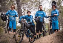 Canyon Factory Enduro Racing Team