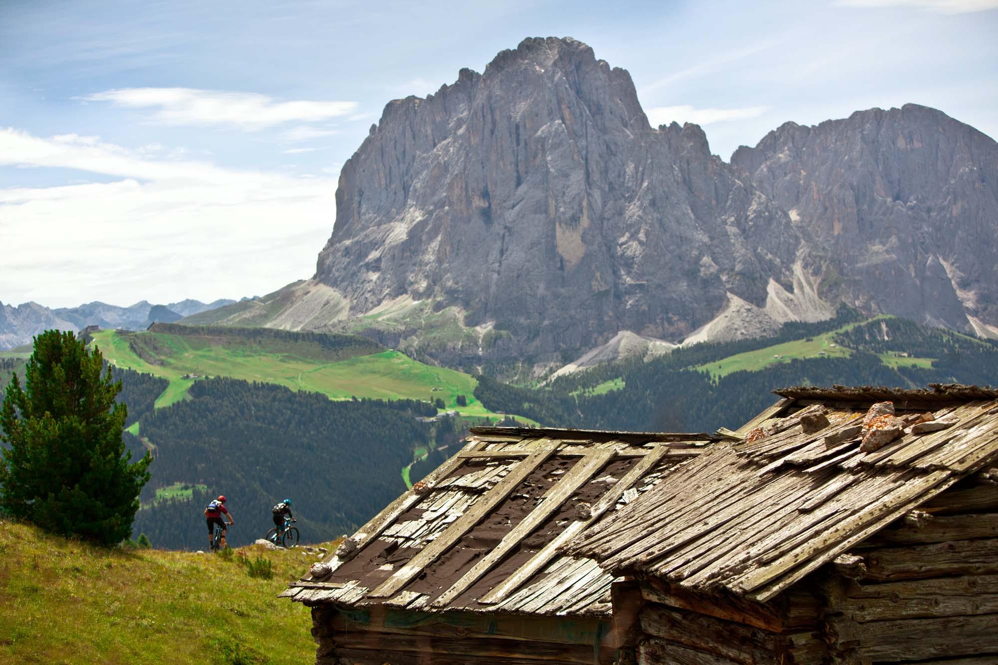 Bikeregion Gröden Dolomiten