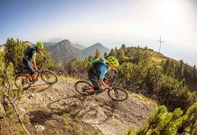 Mountain Bike Holidays Signature Trails - Monte-Roen-Trail