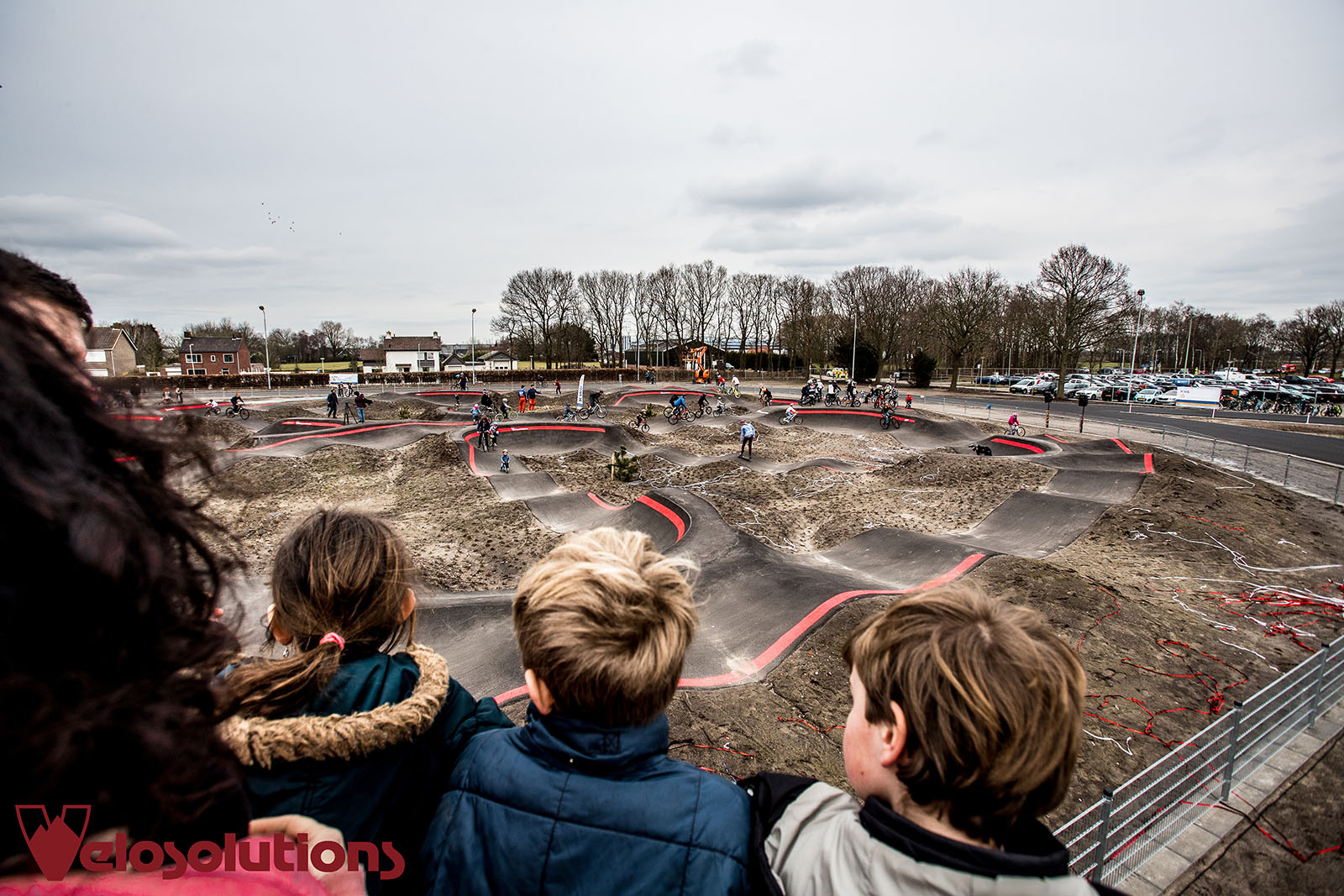 Velosolutions Pumptrack Roosendaal