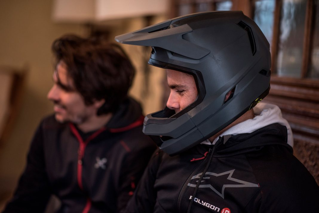 Bluegrass Prototyp Fullface Helm