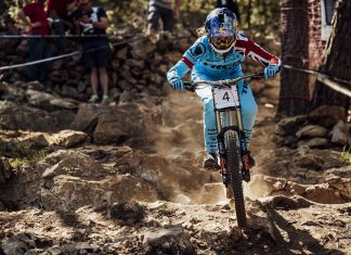 Rachel Atherton POV Fort William