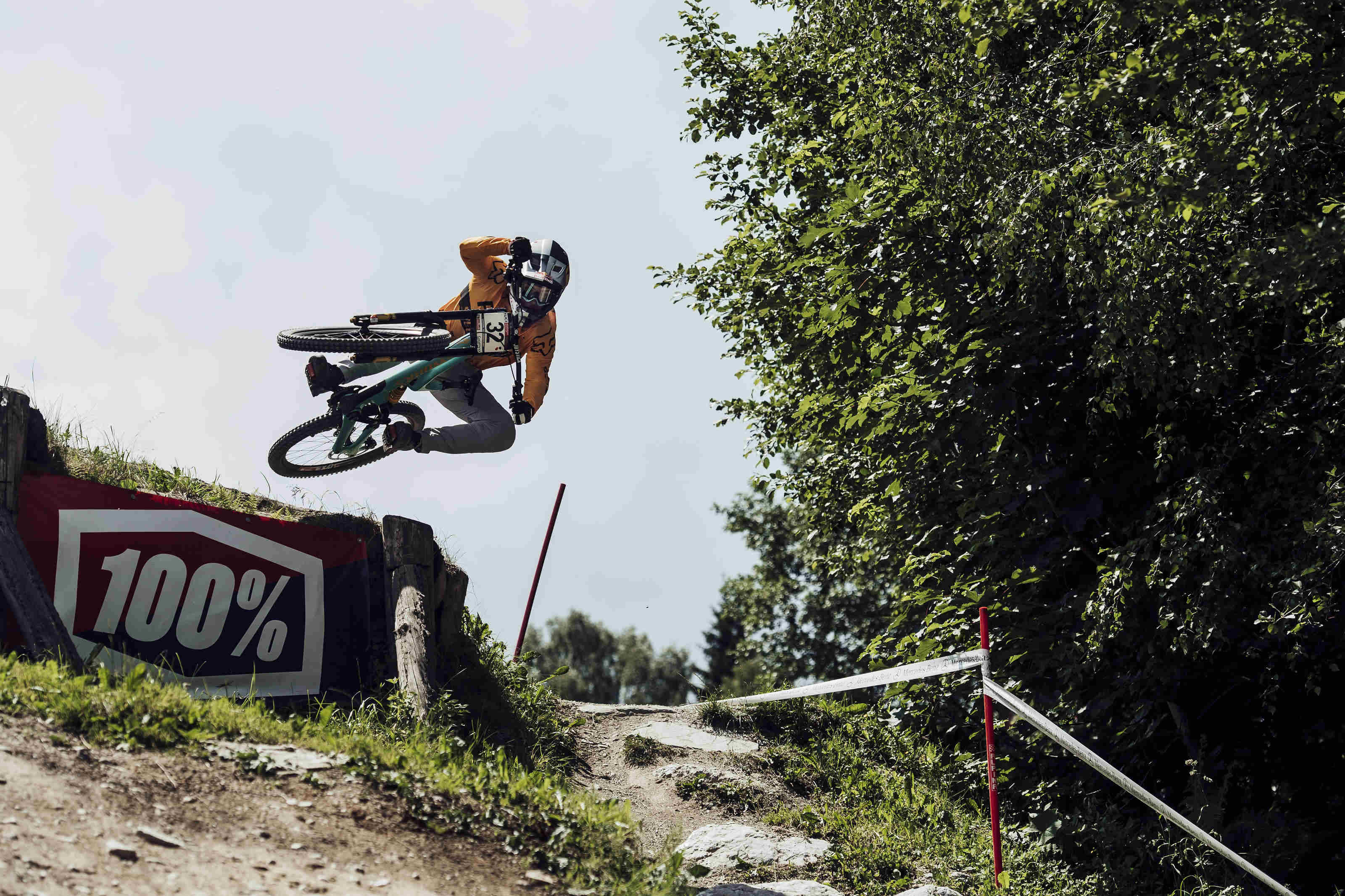 Downhill World Cup Leogang Highlights