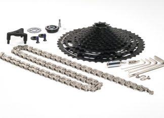 E Thirteen TRS+ 12-fach Upgrade Kit