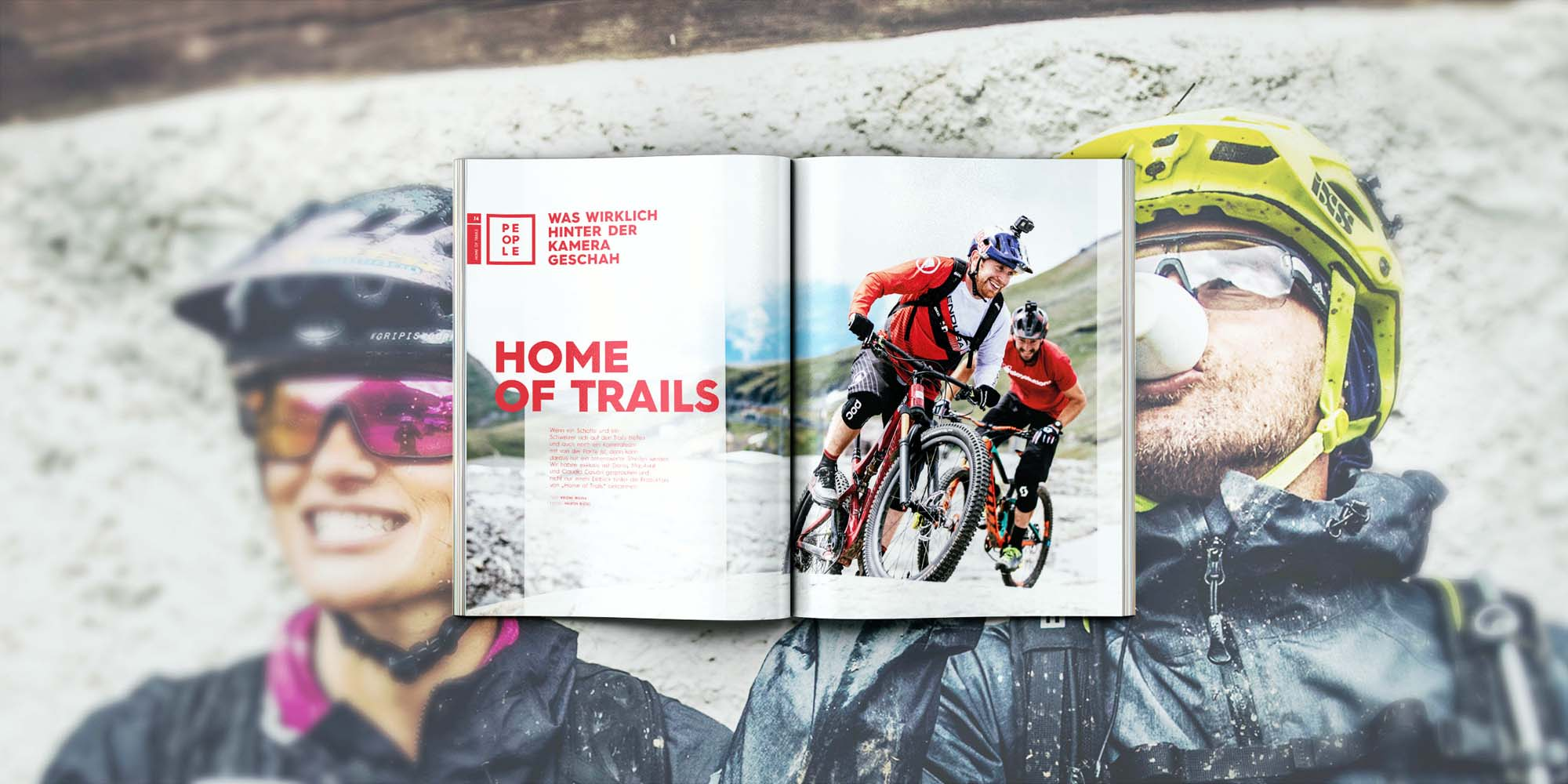 The People Issue Danny MacAskill Claudio Calourio