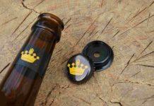Zine Beer Your Bike Kronkorkenadapter