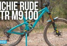 Richie Rude testet die neue Shimano XTR