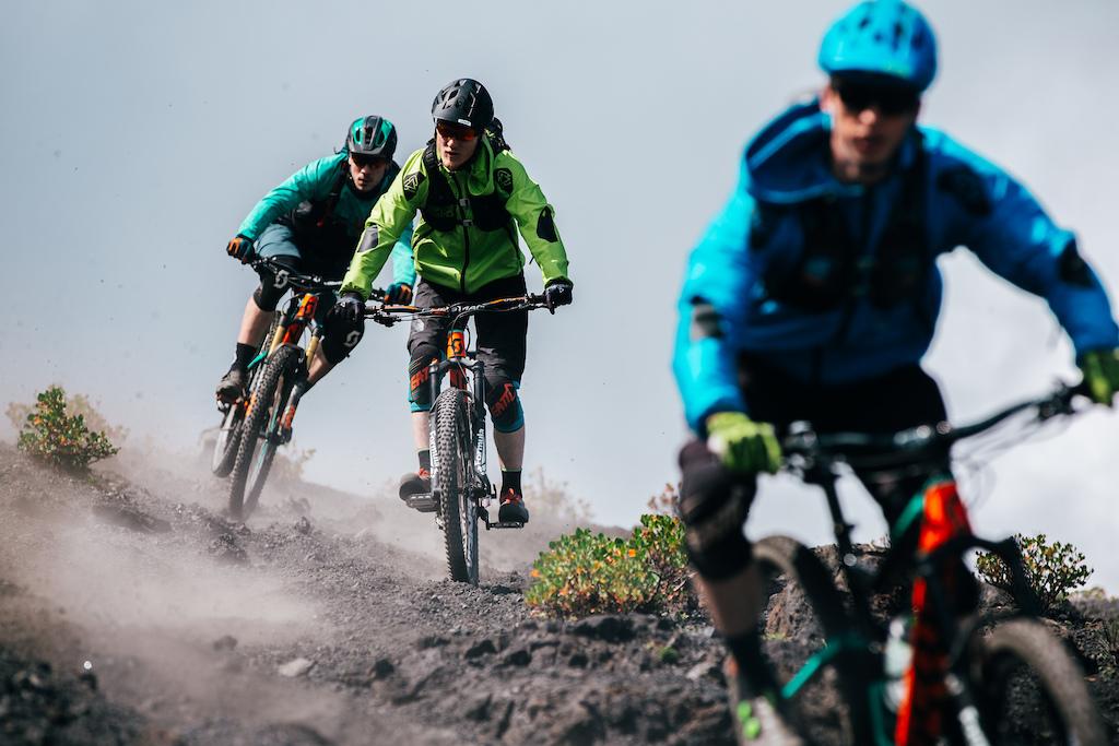 Team InFocus auf La Palma