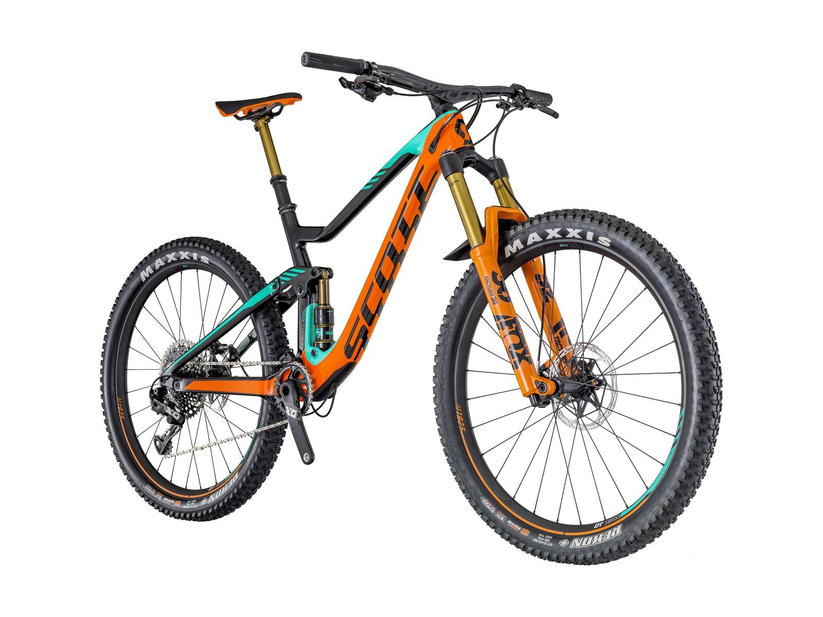 Marzocchi MTB Suspension: production of front forks, rear ...