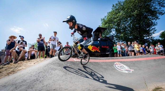 Red Bull Pump Track World Championship in Groß-Umstadt