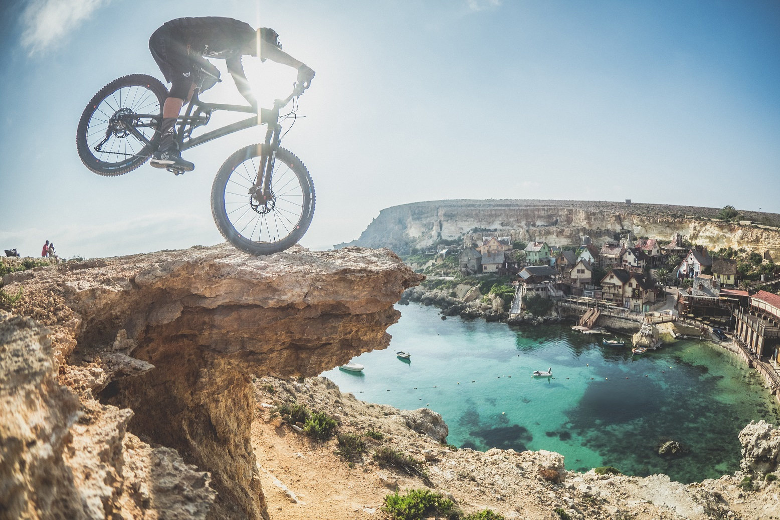 David Cachon auf Malta