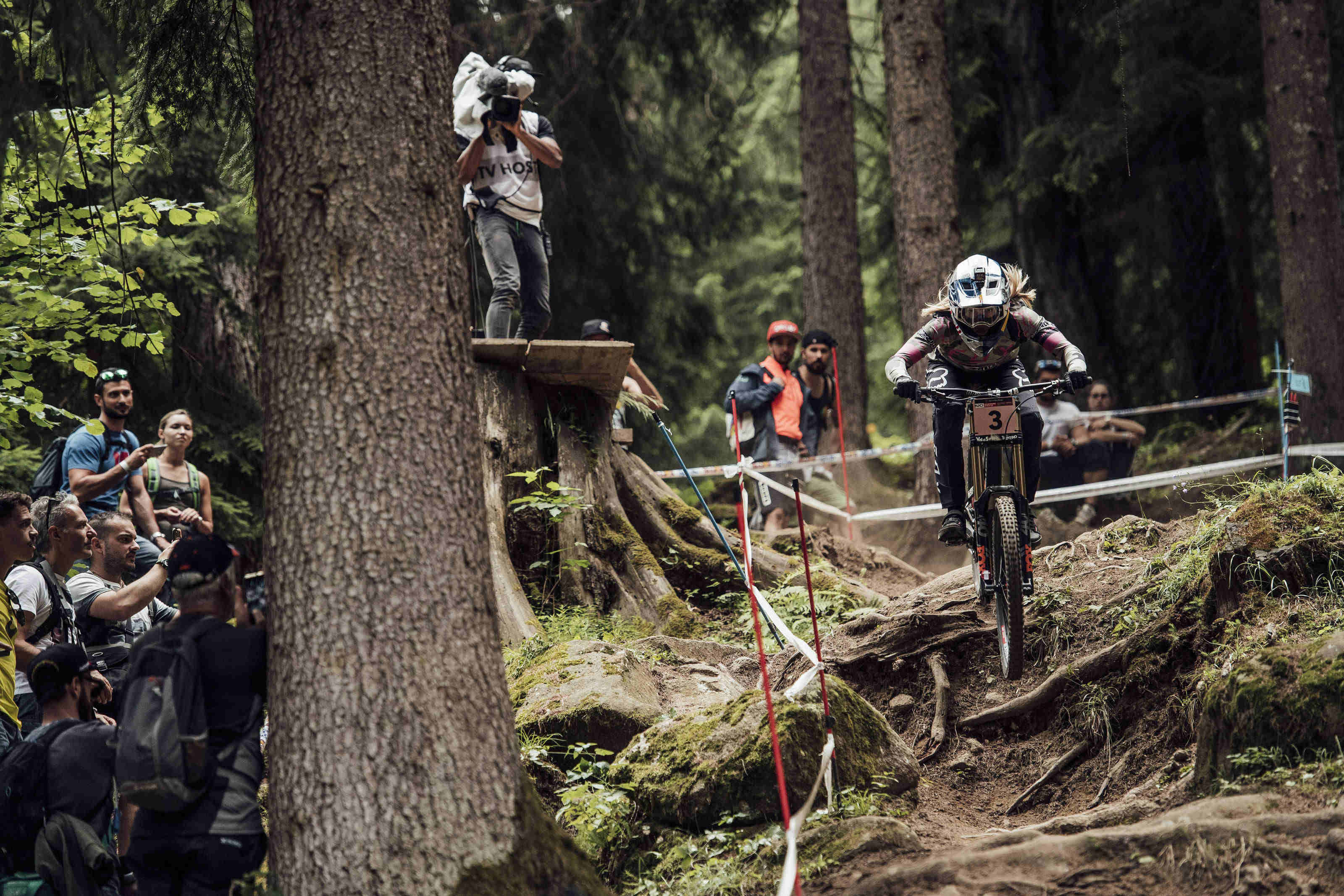 Val di Sole DH World Cup Highlights