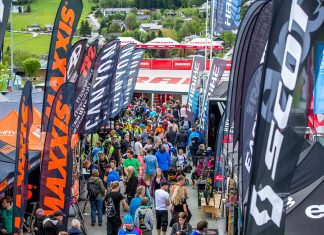 BIKE Festival in Saalfelden Leogang