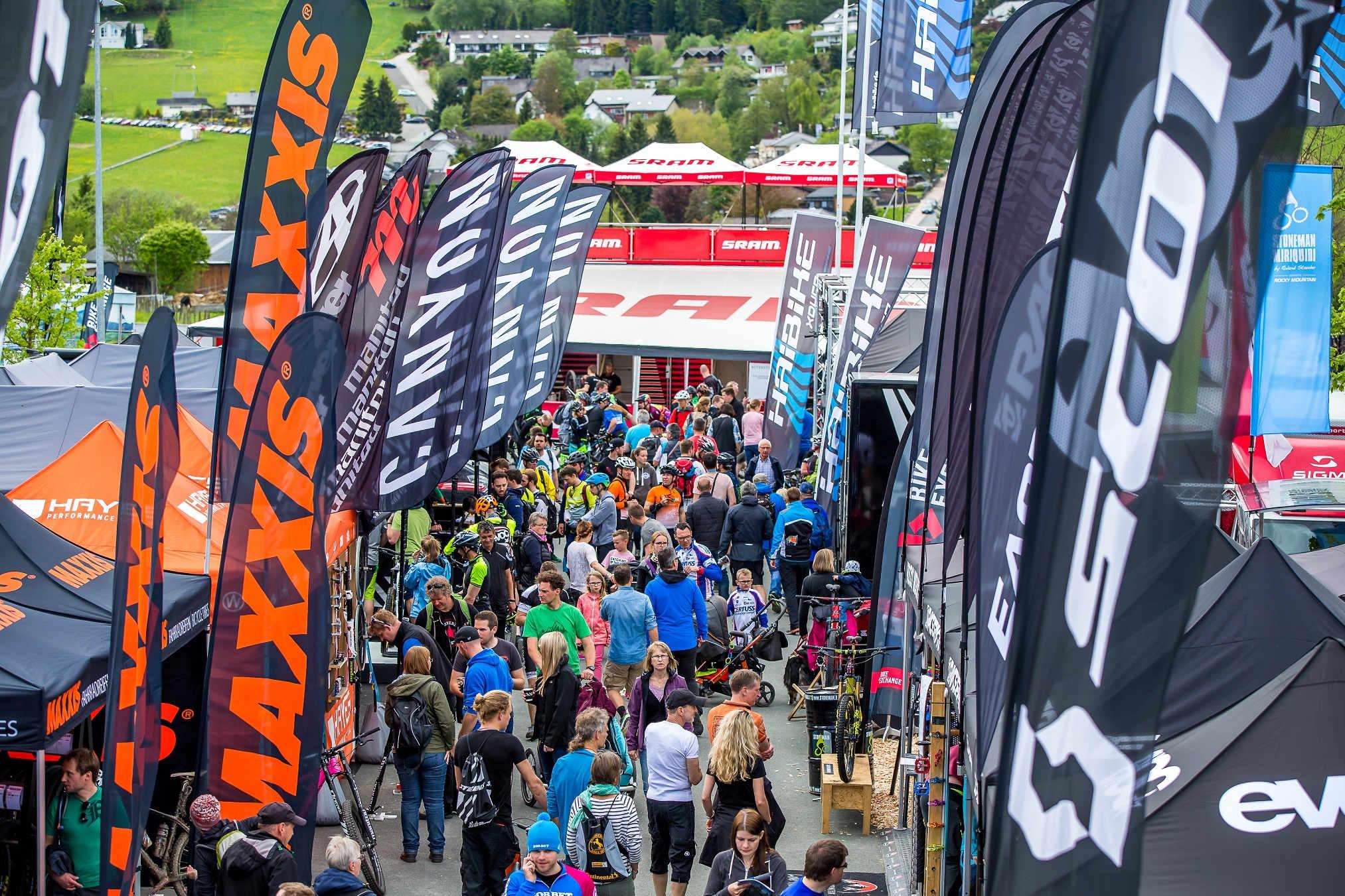 BIKE Festival in Saalfelden Leogang