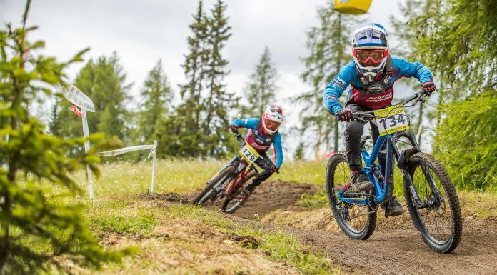 Specialized Rookies Cup in St. Kassian