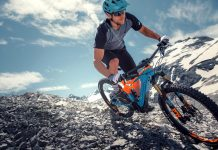 GIANT enthüllt neue Full-Suspension E-Bikes