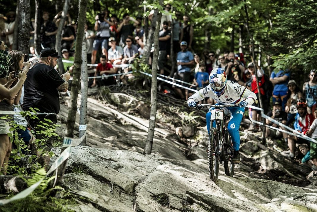 Mont-Saint-Anne DH World Cup