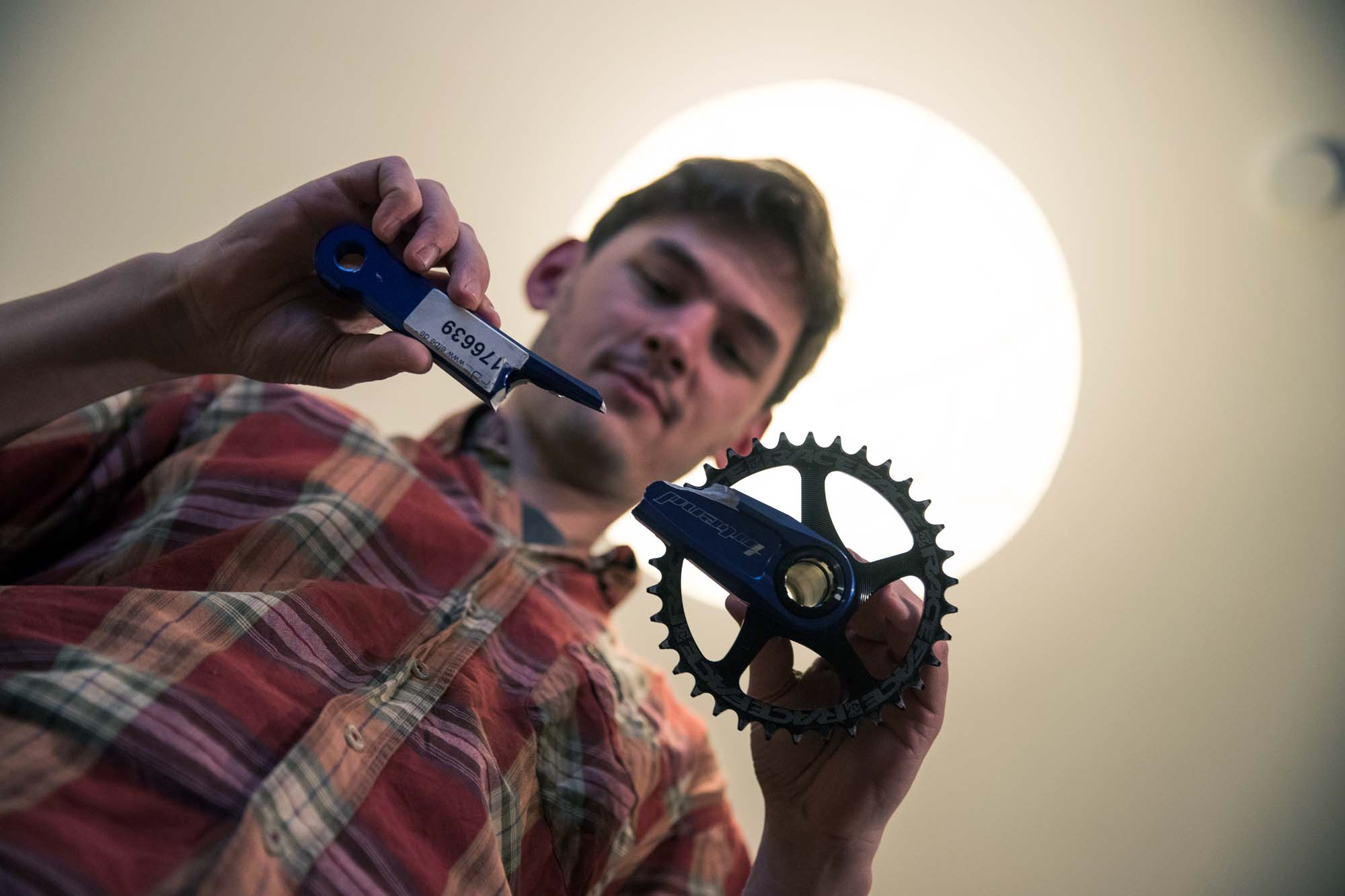 Intend Bicycle Components Cornelius Kapfinger