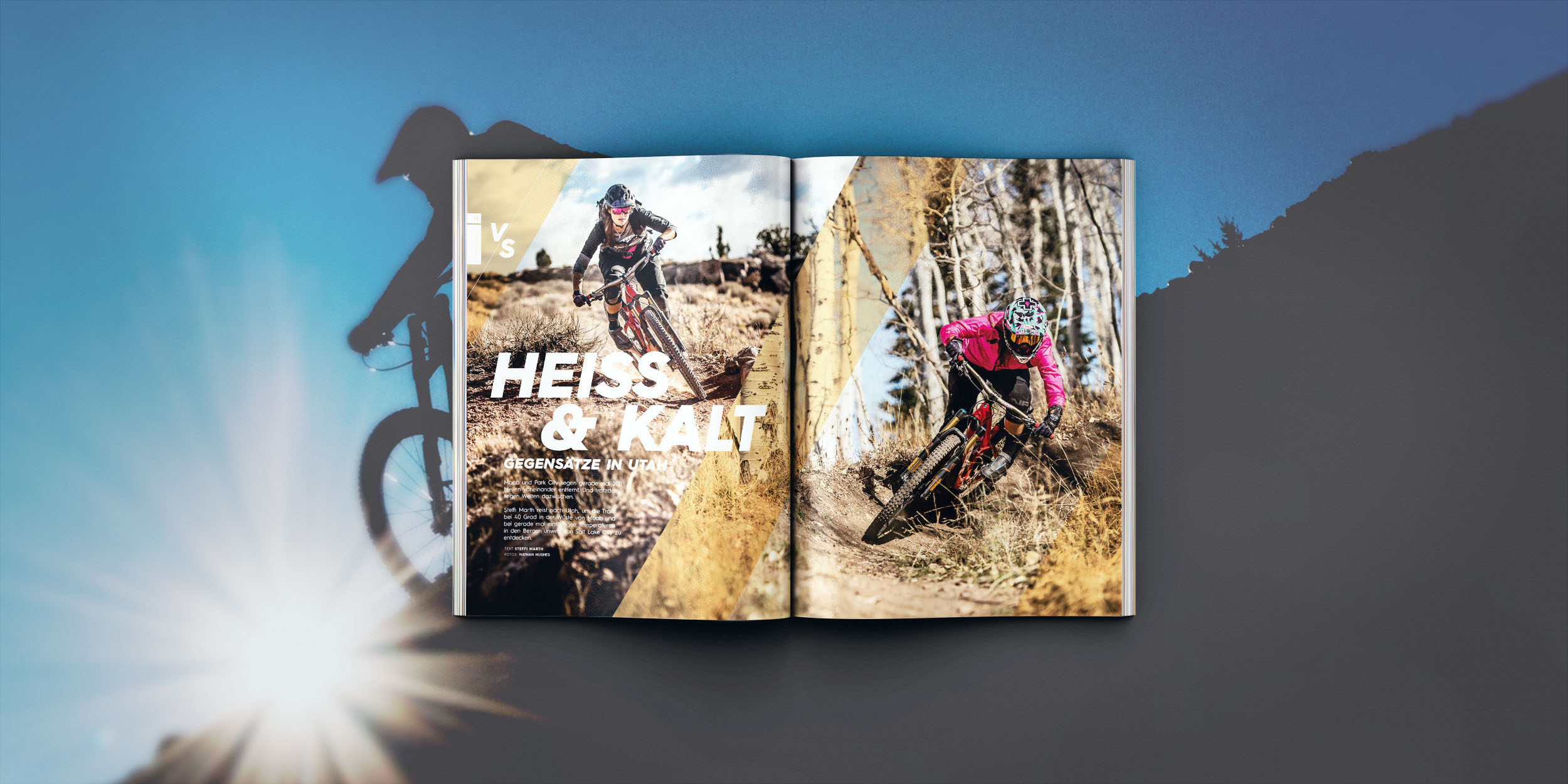 Prime Mountainbiking Magazine VERSUS Issue