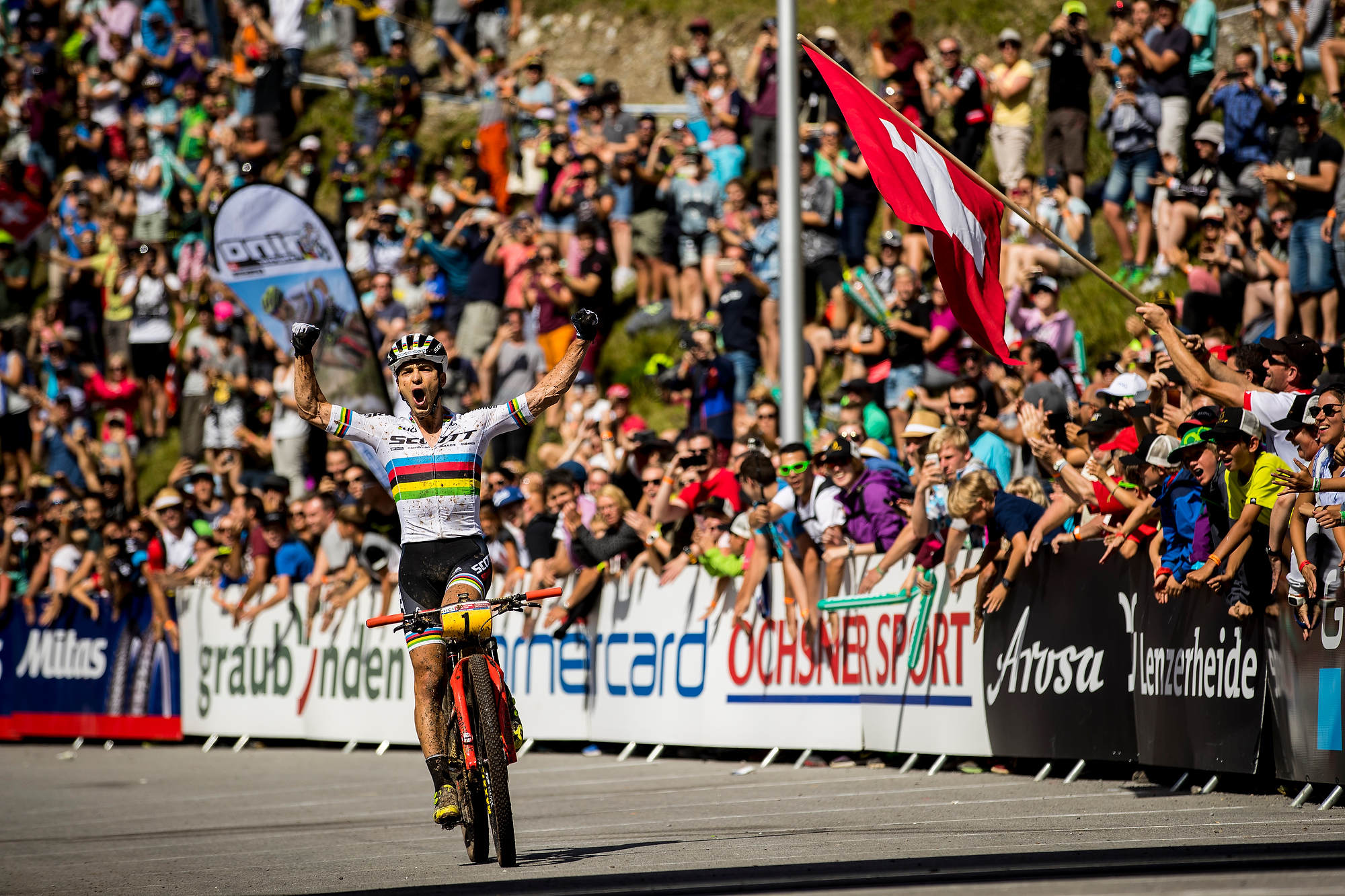 Mountainbike World Cup Kalender 2019