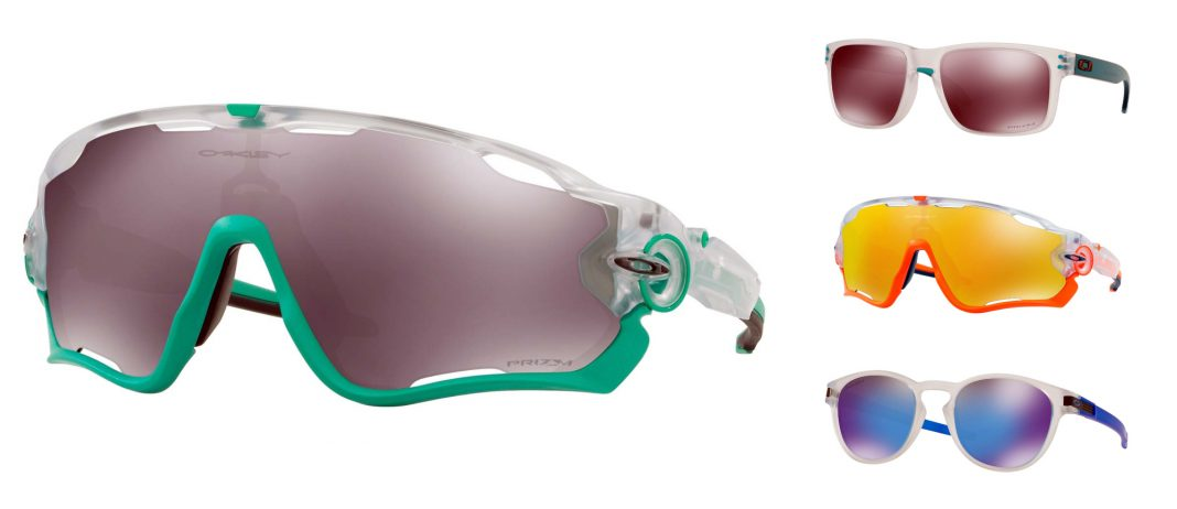 Oakley Crystal Pop Collection