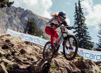 Downhill-WM in Lenzerheide