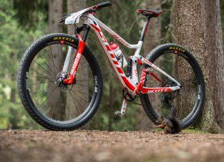 WM-Bike von Nino Schurter