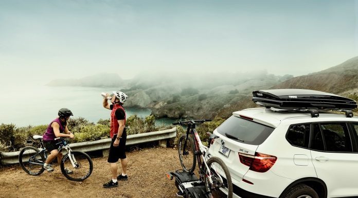 Biketransport mit dem Auto