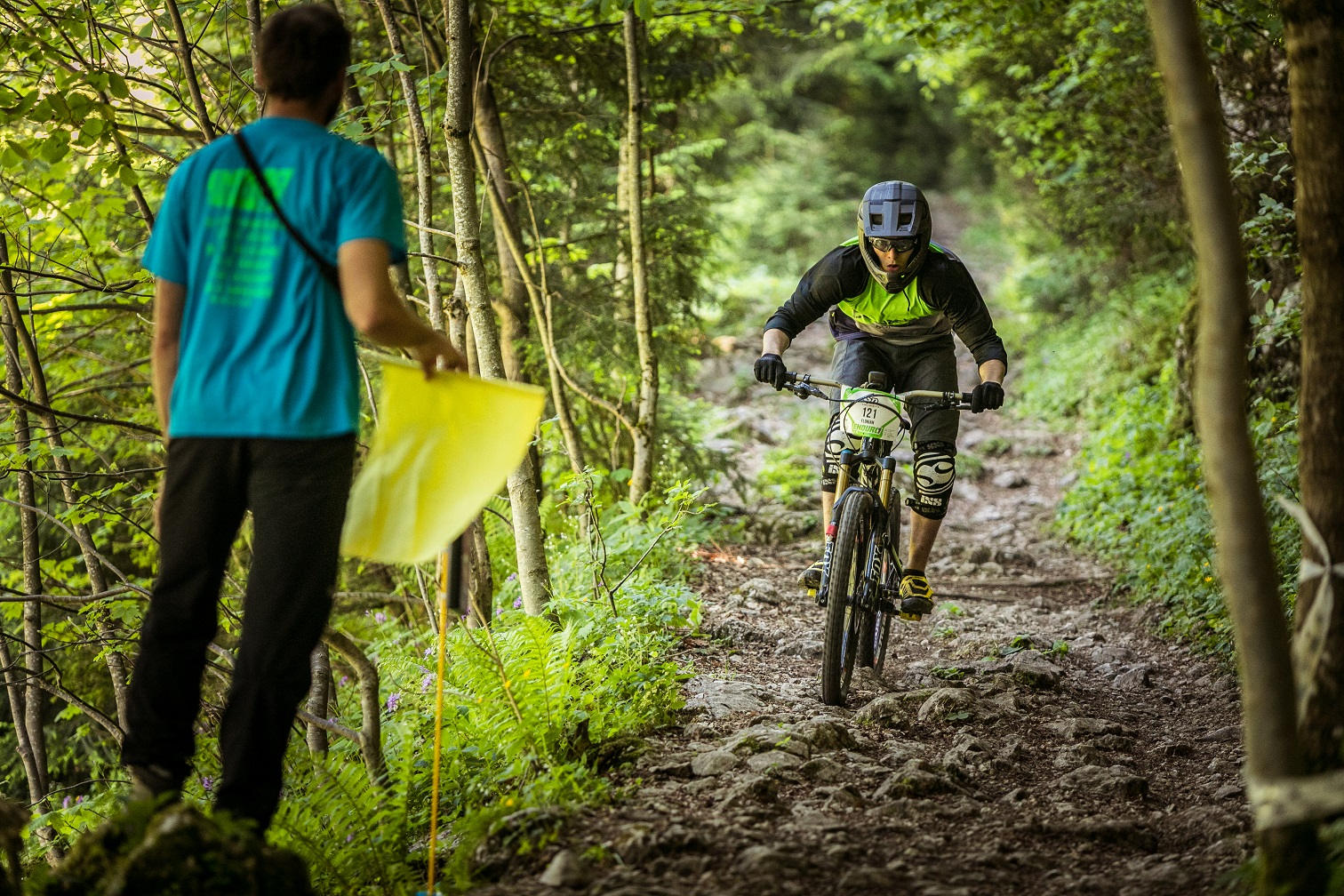 Kenda Enduro One in Aschau