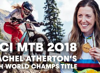 Downhill World Champs Siegerläufe