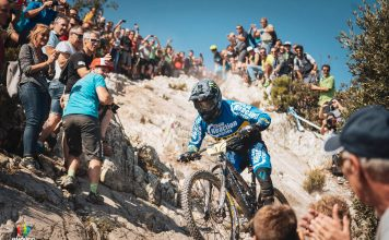 EWS in Finale Ligure
