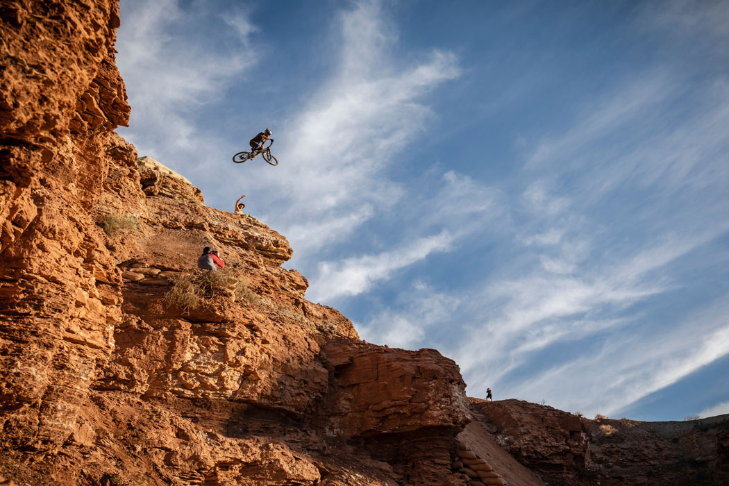 Trainingstag der Red Bull Rampage