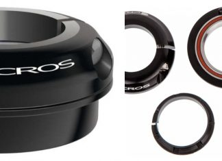 Acros block lock Steuersatz